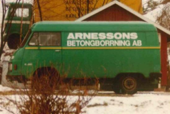 <p><strong>Hanomag Henschel:</strong> Första arbetsbilen när Kjell köpte bolaget 1979.</p>