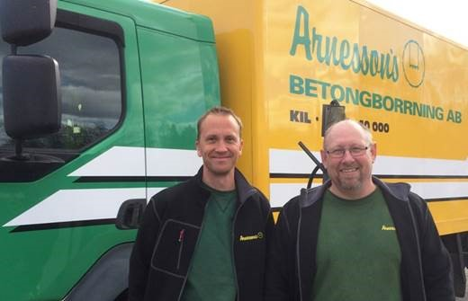 <p><strong>2014 startade vi Arnesson Service AB.</strong>Som ansvariga anställdes Peter Calais och Anders Augustsson. Under året utökades antalet anställda till totalt 9 man.</p>